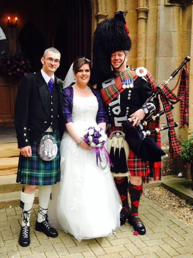 Wedding Piper