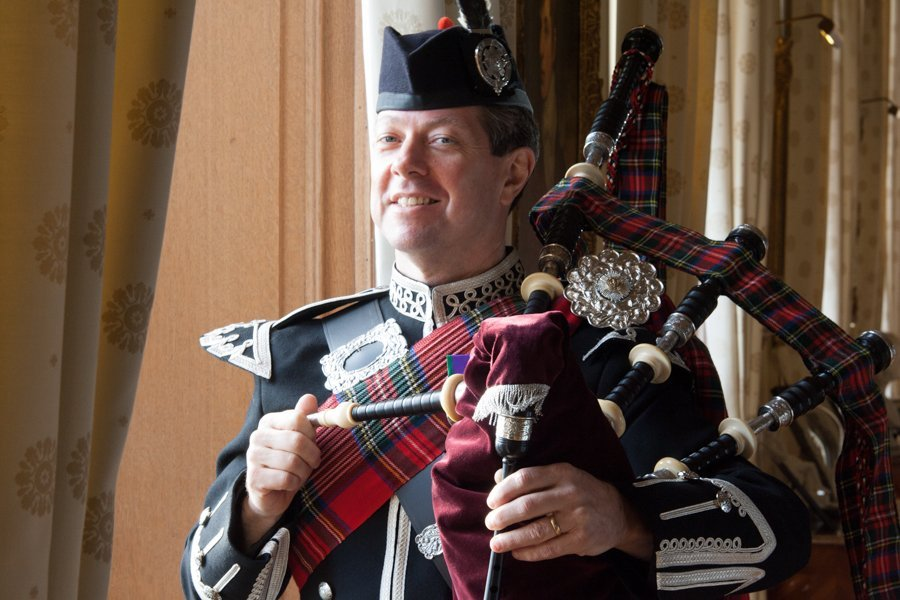 Piper On Parade
