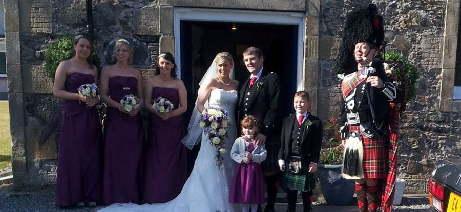 Wedding Piper